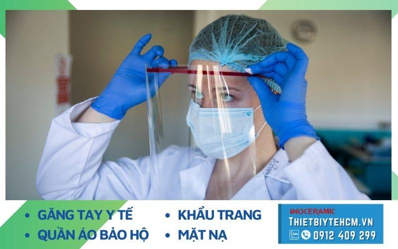 Địa chỉ cung cấp vật tư y tế uy tín giá xưởng tại TpHCM