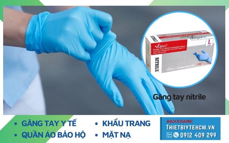 Các công ty sản xuất găng tay nitrile tại Việt Nam đạt chuẩn xuất khẩu