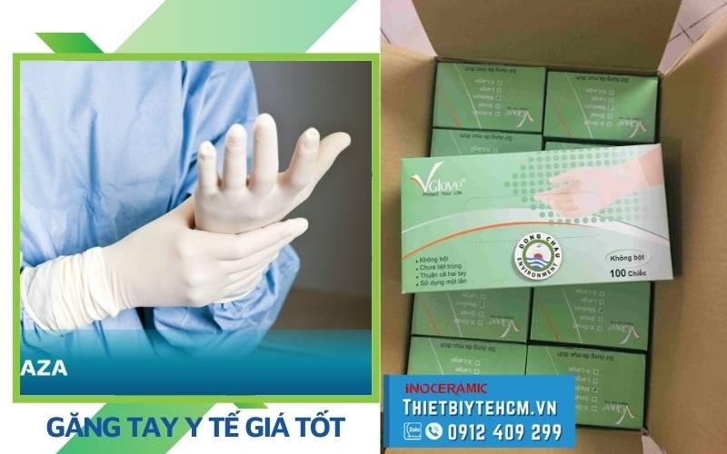 Găng tay cao su y tế ứng dụng cho ngành nghề nào? Mua ở đâu giá sỉ?