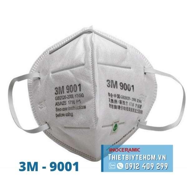 Khẩu trang 3M - 9001 | Khẩu trang chống virus phòng dịch