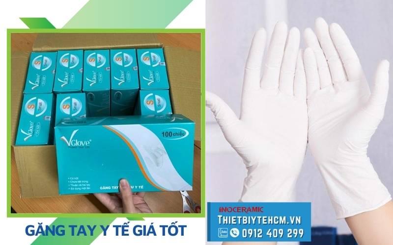 Ứng dụng găng tay y tế có bột và găng tay y tế không bột như thế nào?
