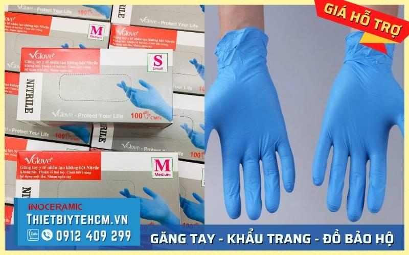 Nên dùng bao tay y tế không bột hay có bột - Găng tay giá sỉ TPHCM