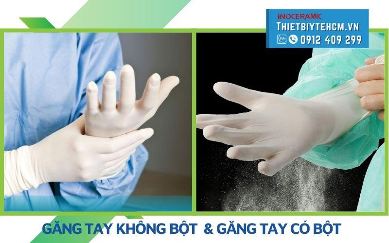 Những dụng cụ y tế cần thiết cho nhân viên mùa dịch -  Găng tay y tế
