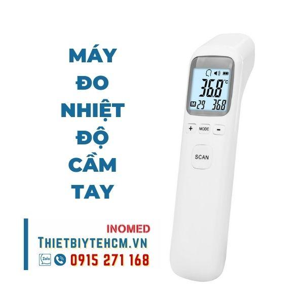 Máy đo nhiệt độ cầm tay - Súng bán nhiệt hồng ngoại