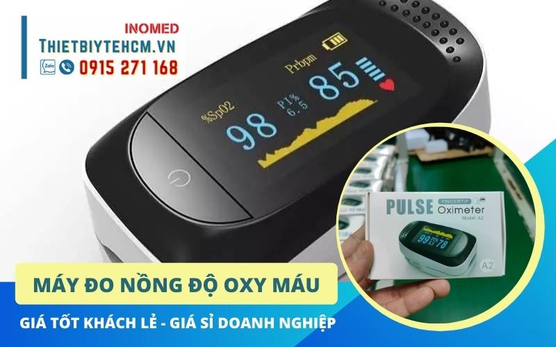 Máy đo oxy trong máu có tác dụng gì? Cách sử dụng máy đo SPO2