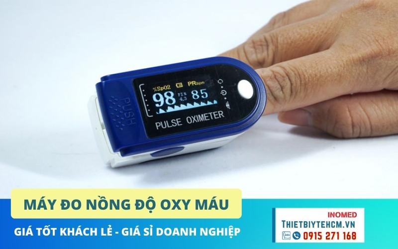Máy đo oxy trong máu hoạt động như thế nào?