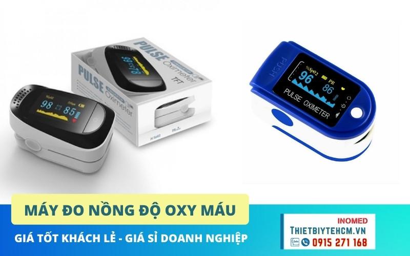 Tác dụng của thiết bị đo oxy trong máu
