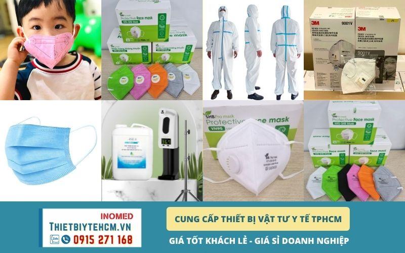 Công ty thiết bị y tế tại TPHCM - Vật tư y tế giá sỉ hỗ trợ doanh nghiệp.